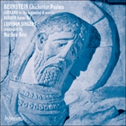 Bernstein: Chichester Psalms / Copland: In The Beginning / Barber: Agnus Dei | CD