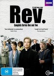 Rev - Series 1 & 2 | DVD