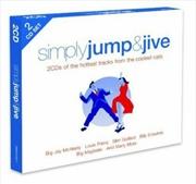 Simply Jump And Jive   CD