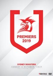 NRL - Premiers 2019 - Sydney Roosters | DVD