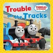 Trouble on the Tracks | Hardback Book