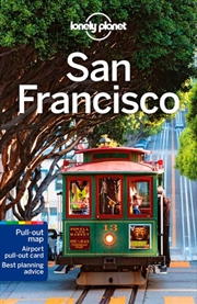 Lonely Planet San Francisco Travel Guide | Paperback Book