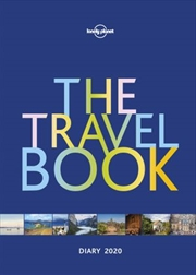 Lonely Planet - Travel Book Diary 2020 | Diary