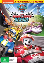 Paw Patrol - Ready Race Rescue | DVD