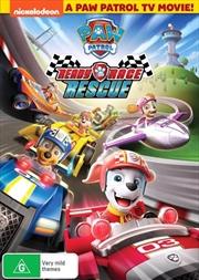 Paw Patrol - Ready Race Rescue | DVD