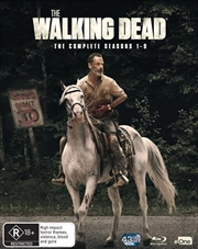 Walking Dead - Season 1-9 | Boxset, The | Blu-ray