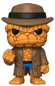 Fantastic Four - The Thing (Disguised) US Exclusive Pop! Vinyl [RS]