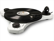 Crosley C3 Turntable - White | Hardware Electrical