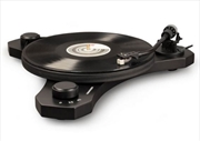 Crosley C3 Turntable - Black | Hardware Electrical
