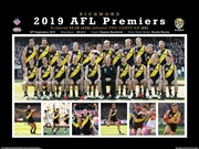 AFL 2019 Collectors Team Shot - Richmond | Merchandise