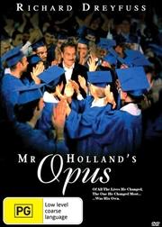 Mr Holland's Opus | DVD