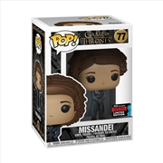 Game of Thrones - Missandei Pop! NYCC19 RS | Pop Vinyl