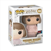 "Harry Potter - Olympe Maxime Yule 6"" Pop! NY19 RS 