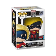 Marvel - Mar-Vell 1st App 80th ANNIV Pop! NYCC19 RS | Pop Vinyl