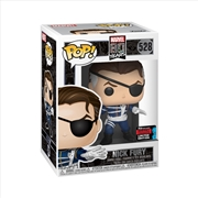 Marvel - Nick Fury 1st App 80th ANNIV Pop! NYCC19 RS | Pop Vinyl