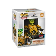"Overwatch - Toxic Wrecking Ball 6"" Pop! NYCC19 RS"