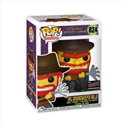 Simpsons - Groundskeeper Willie Pop! NYCC19 RS