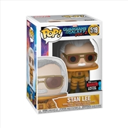 Guardians Of The Galaxy - Stan Lee Cameo GotG2 Astronaut Pop! NYCC19 RS | Pop Vinyl