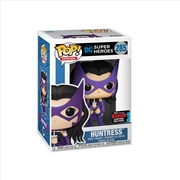DC Comics - Huntress Pop! NYCC19 RS | Pop Vinyl