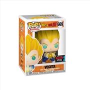 Dragon Ball Z - Vegeta Final Flash Pop! NYCC19 RS | Pop Vinyl