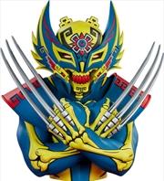X-Men - Wolverine Aztec Designer Toy | Merchandise