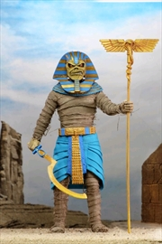 "Iron Maiden - Pharaoh Eddie 8"" Figure 