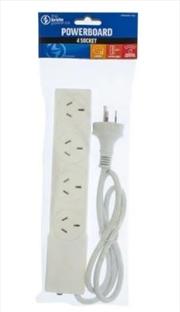 Powerboard 4 Socket | Accessories