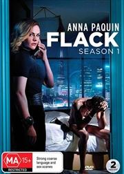 Flack - Season 1 | DVD