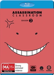 Assassination Classroom - Season 2 | Blu-ray