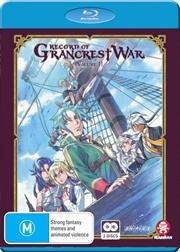 Record Of Grancrest War - Vol 2 - Eps 13-24
