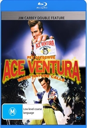 Ace Ventura - Pet Detective / Ace Ventura - When Nature Calls - 25th Anniversary Edition | Blu-ray