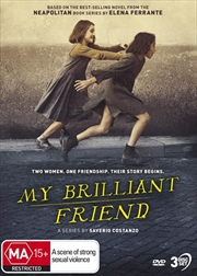 My Brilliant Friend | Complete Series | DVD