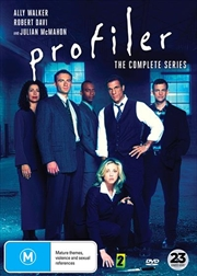 Profiler | Complete Series | DVD