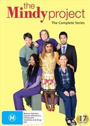Mindy Project | Complete Series, The | DVD