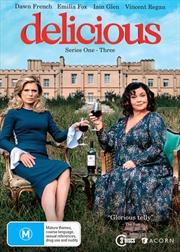 Delicious - Series 1-3 | DVD
