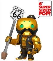 "Overwatch - B.O.B. Metallic US Exclusive 6"" Pop! Vinyl [RS] 