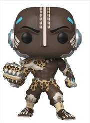 Overwatch - Doomfist Leopard Skin US Exclusive Pop! Vinyl [RS] | Pop Vinyl