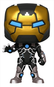 Iron Man - Mark XXXIX Glow Marvel 80th Anniversary US Exclusive Pop! Vinyl [RS]