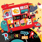 Rolling Down The Road | CD