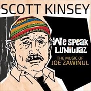We Speak Luniwaz: Music Of Joe