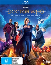 Doctor Who - Series 11 | Blu-ray