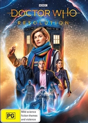 Doctor Who - Resolution