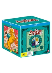 Adventure Time - Season 1-10 | Boxset