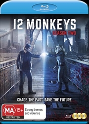 12 Monkeys - Season 2 | Blu-ray