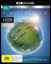 Planet Earth II | UHD | UHD
