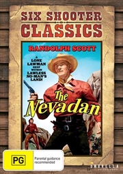 Nevadan | Six Shooter Classics, The | DVD