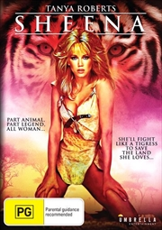 Sheena - Queen Of The Jungle | DVD