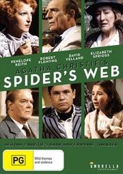 Agatha Christie's Spider's Web | DVD