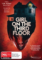 Girl On The Third Floor | DVD