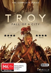 Troy - Fall Of A City - Series 1 | DVD